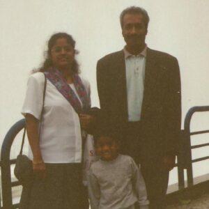 Meyyappan family old photo